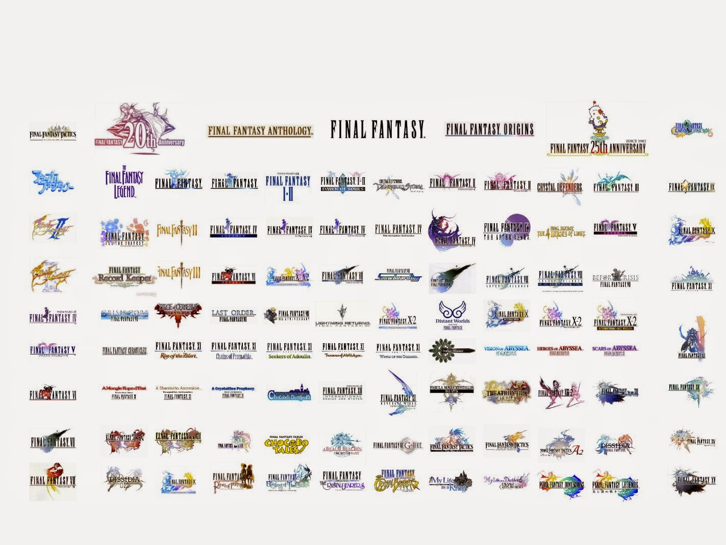The Best Final Fantasy Games, Ranked From Best to Worst ...