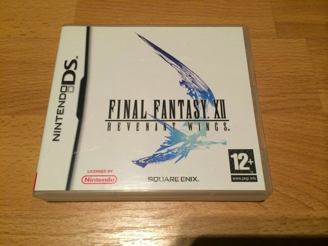 Final Fantasy XII Revenant Wings