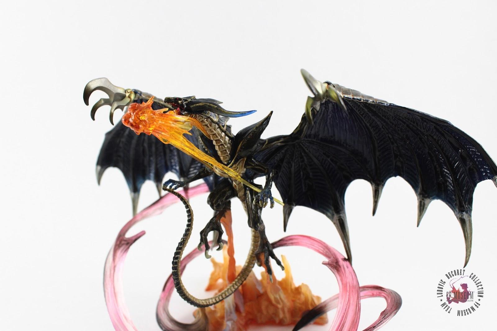 Final Fantasy Master Creatures Volume 1 Ff Museum