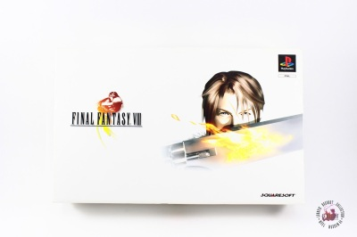 Final Fantasy VIII limited edition box-set