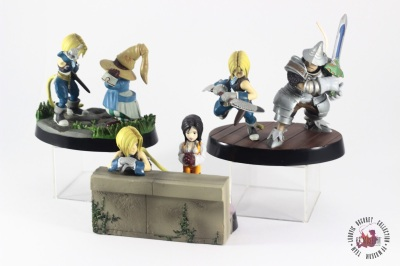 Final Fantasy IX Diorama