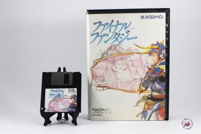 Final Fantasy I MSX-2