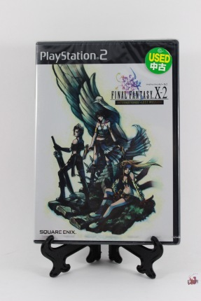 25 FF X-2 International PS2-1