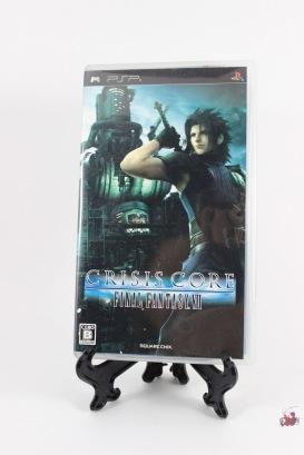 45 FFVIII Crisis Core PSP