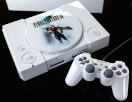 Custom PS1 FFVII 2