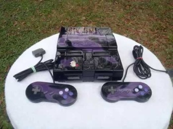 Custom Snes FFIII