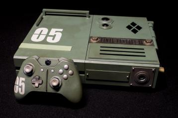 Custom Xbox one FFXV 2